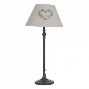 skandynawska lampa stołowa