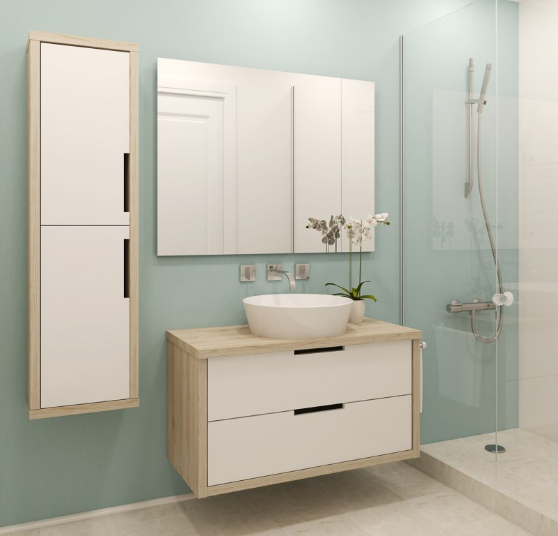 łazienka W Stylu Skandynawskim Krok Po Kroku Blog Villadecor