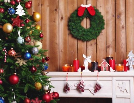 dekoracyjne zawieszki na Boże Narodzenie