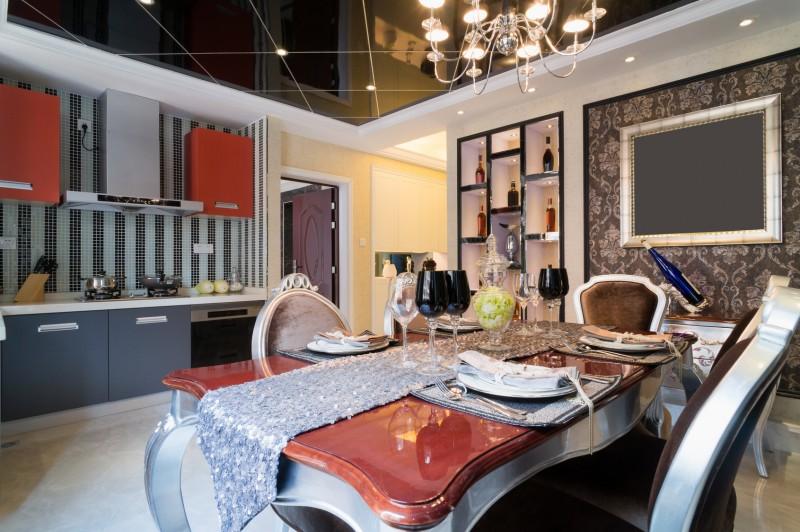 Kuchnie W Stylu Glamour Dodatki I Dekoracje Blog Villadecor