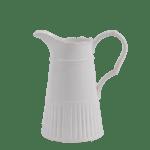 dzbanek porcelanowy biały
