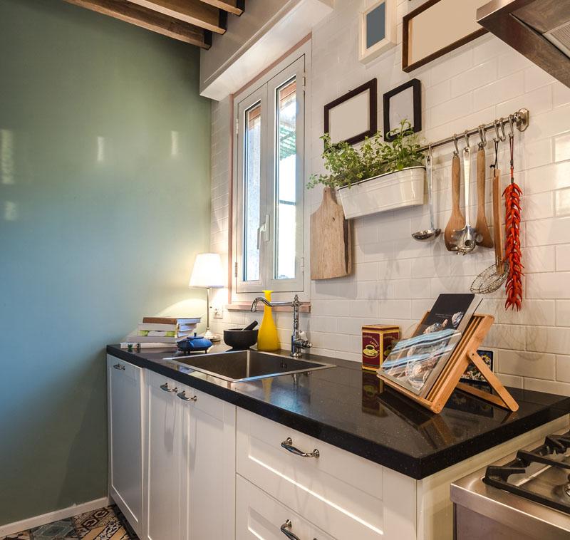 kuchnia vintage inspiracje