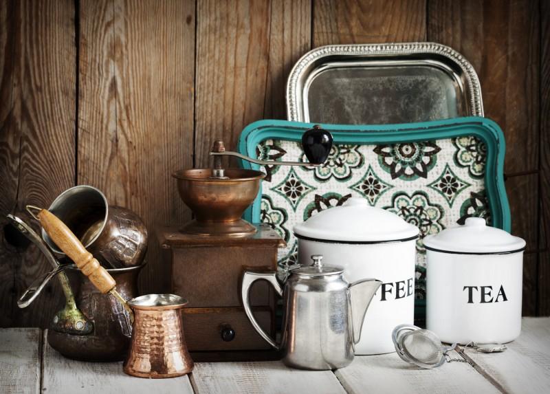 kuchnia wstylu vintage