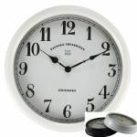 skandynawski zegar naścianę