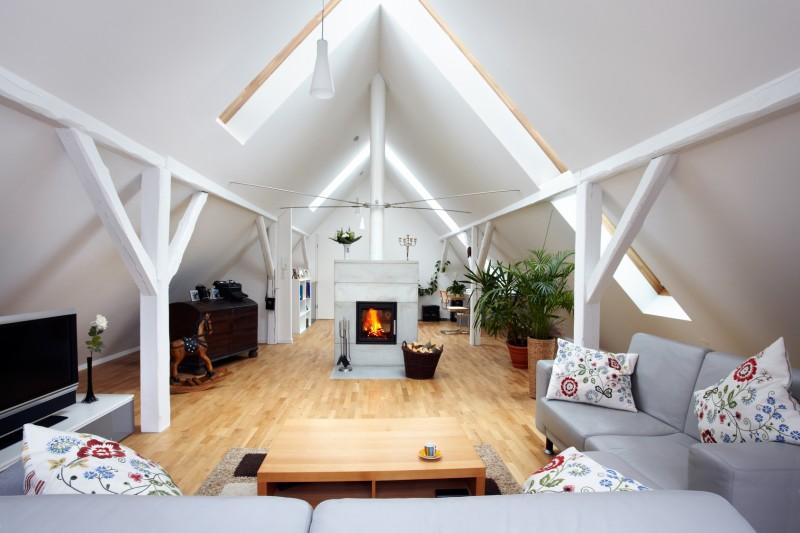 Małe Mieszkanie Na Poddaszu Aranżacje I Inspiracje Blog
