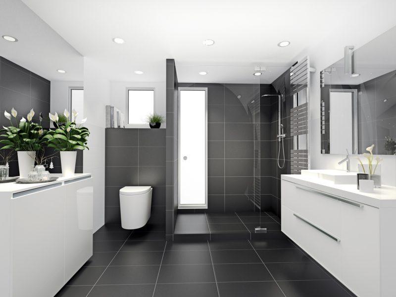 styl minimalistyczny wewnętrzach