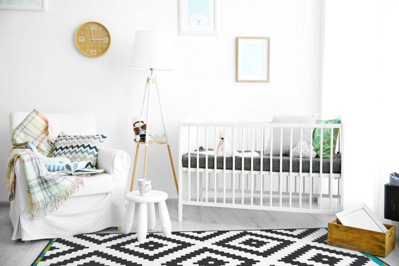 Unikalne Jak urządzić sypialnię z kącikiem dla dziecka? - Blog Villadecor MG77