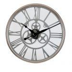 zegar wstylu industrialnym