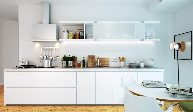 Wybieramy Dodatki I Dekoracje Do Bialej Kuchni Blog Villadecor