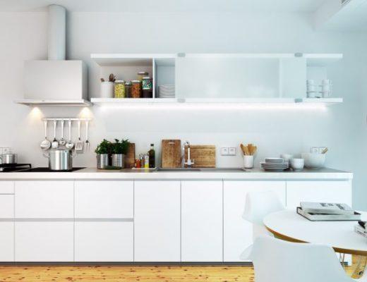 jakie dodatki do białej kuchni