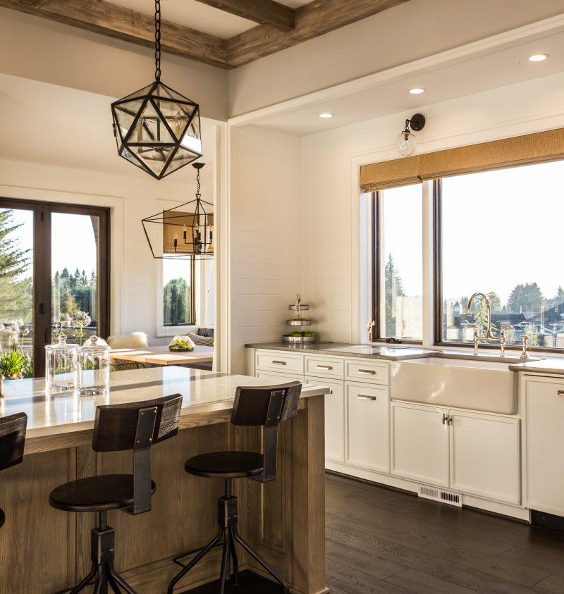 Jak Wybrać I Rozplanować Oświetlenie W Kuchni Blog Villadecor