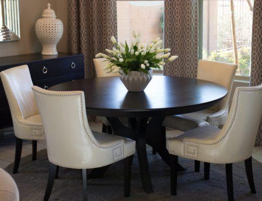 eleganckie krzesła do salonu