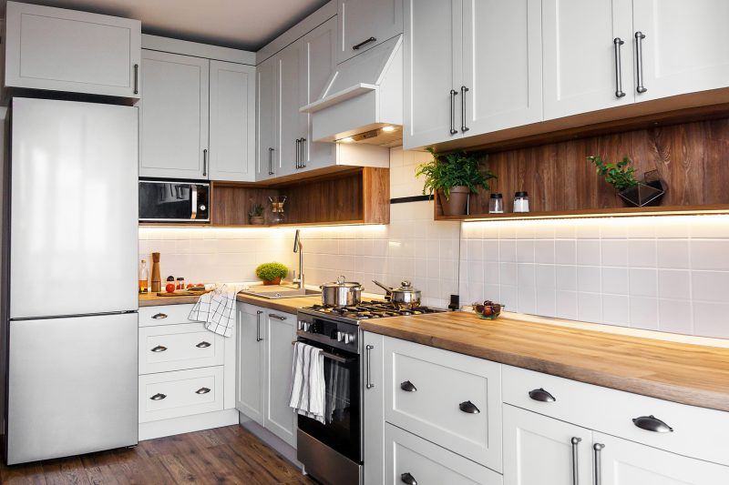 Aranżacja Kuchni W Stylu Modern Classic Blog Villadecor