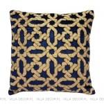 luksusowa aksamitna poduszka dekoracyjna