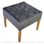 welurowa sofa glamour