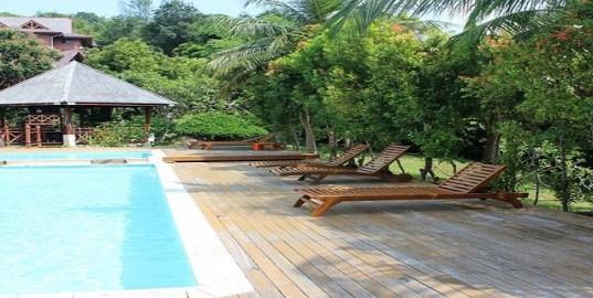 Pool at Villa Del Porto Langkawi