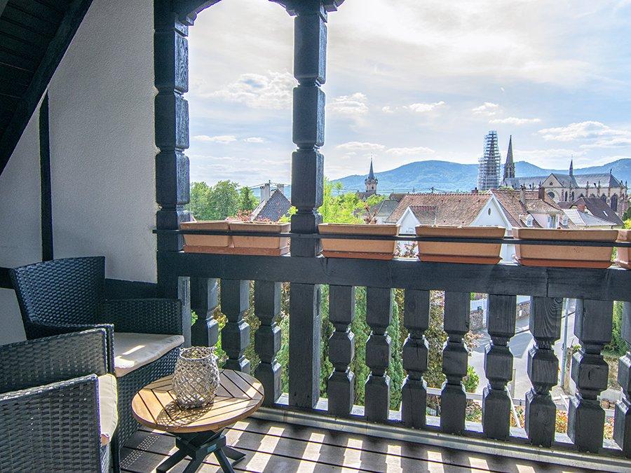 Panorama 1 balcony