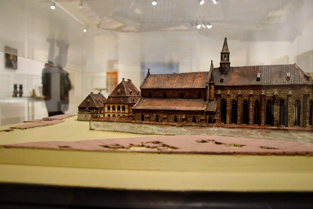 Le musée en miniature