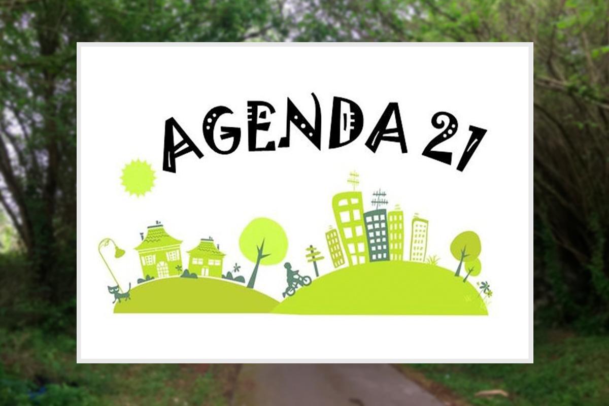 Logotipo Agenda 21