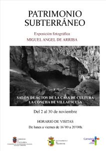 exp. patrimonio subterraneo