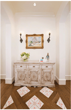 Picking The Perfect Paint Village Antiques