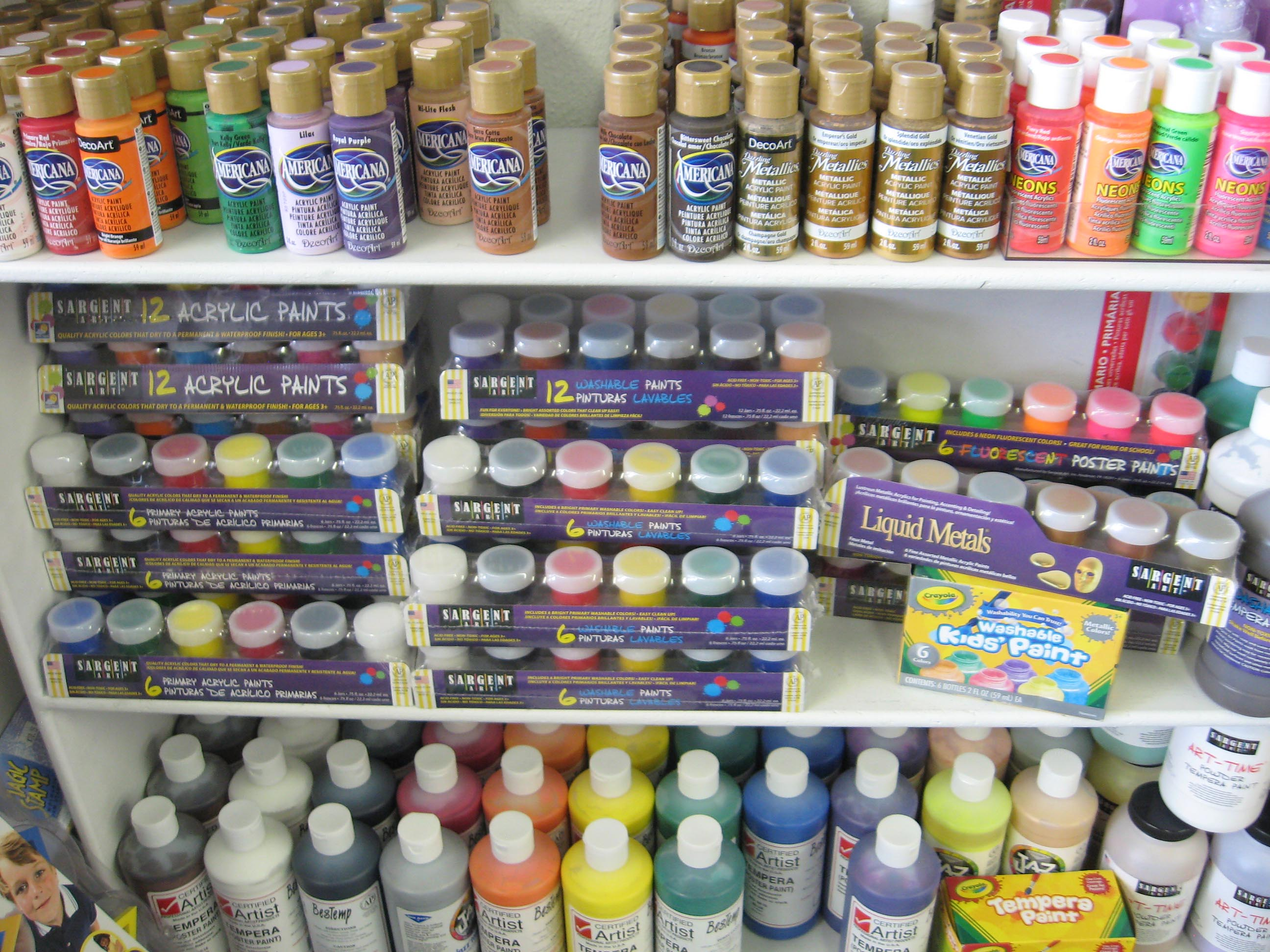 Art Supplies | Village Arts Framing