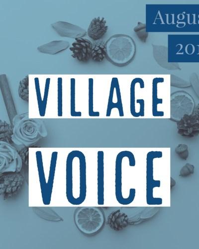 Village Voice: August 2018