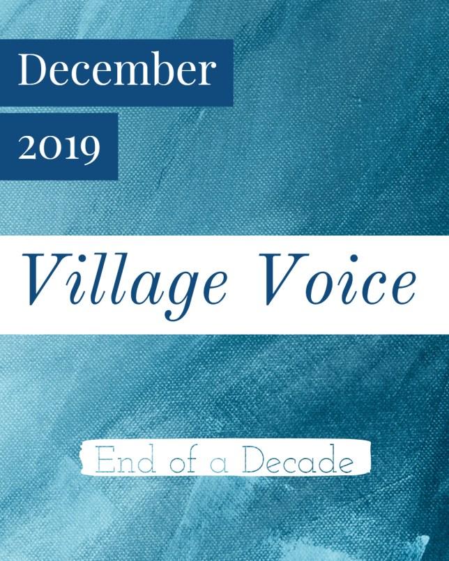 Village Voice: December 2019