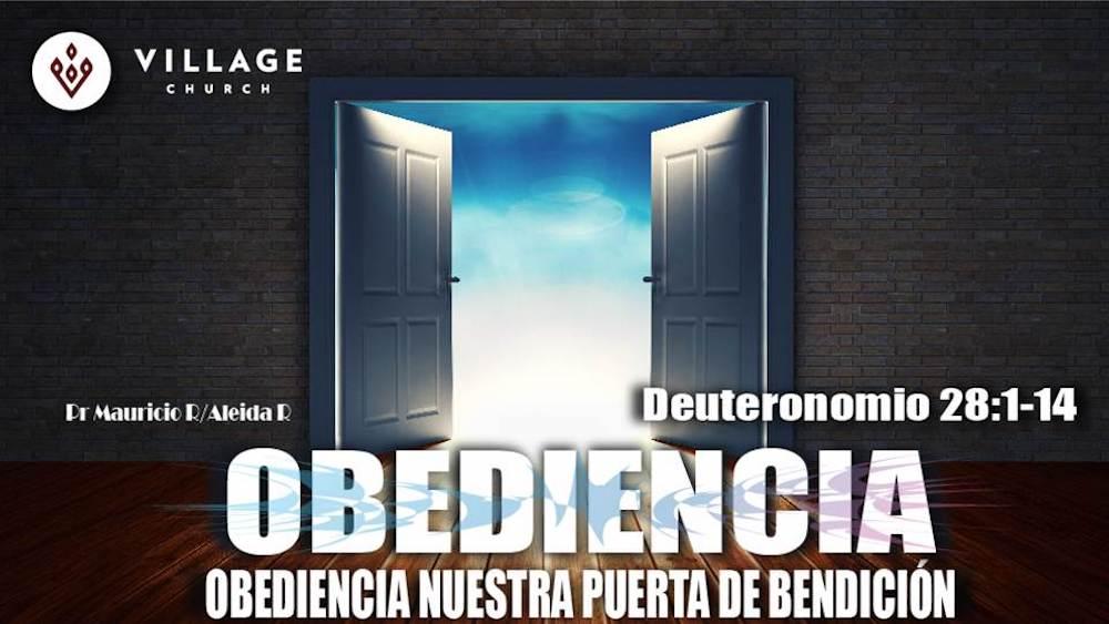 Obediencia Nuestra Puerta De Bendición Image