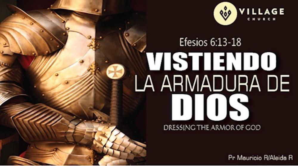 Vistiendo La Armadura De Dios