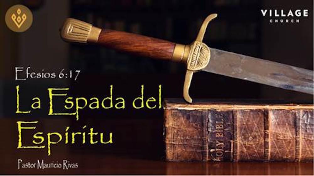 La Espada del Espíritu Image
