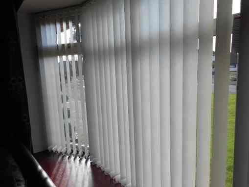 Vertical Blinds in Ballyclare