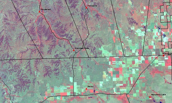 Village Earth developed a tutorial for how Native American Tribes can monitor their Reservation lands for overgrazing.