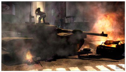 Borrowing a Tank