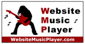 Website Music Player