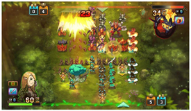 Might and Magic Clash of Heroes in HD