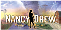 Nancy Drew Trail of the Twister