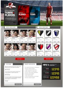 Custom Create FIFA 11