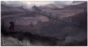Dragon Age 2 Concept Art