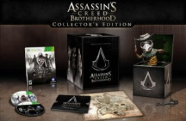 Assassin's Creed Brotherhood Collector's Edition with Doctor