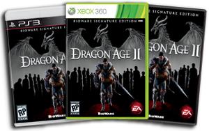 Dragon Age 2 Signature Edition