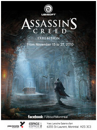 Assassin's Creed Museum Poster