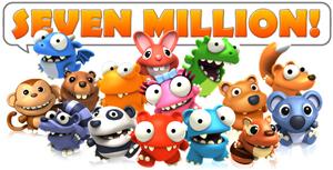 Mega Jump Celebrates 7 million