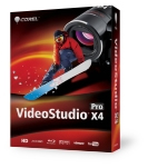 video studio Pro x4