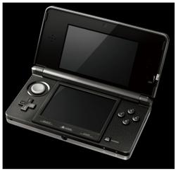 3DS Black