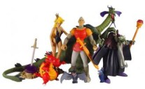Dragon's Lair Figures