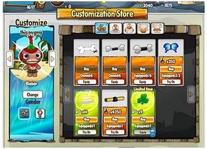 PocketGod Customizer