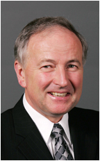 The Honourable Robert Nicholson Minister of Justice