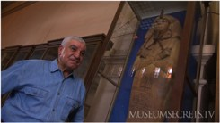 Zahi Hawass and Ramesses II