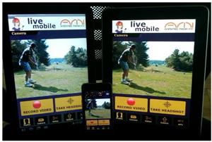 LiveMobile Screen